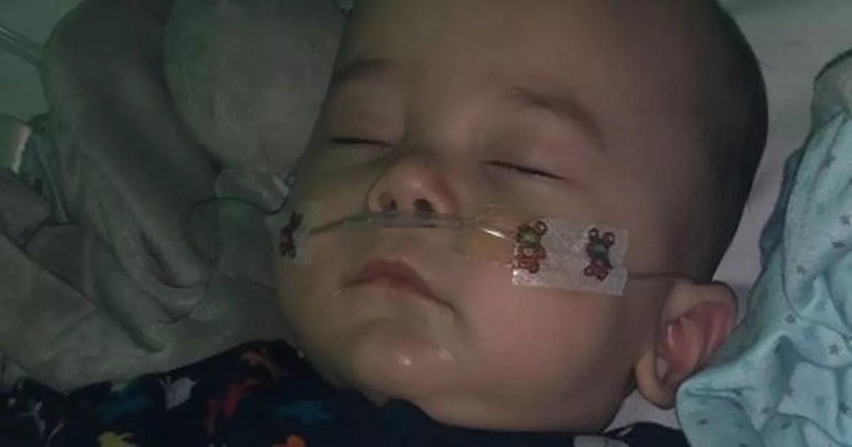 Brit mum of baby boy with strain of coronavirus describes ...