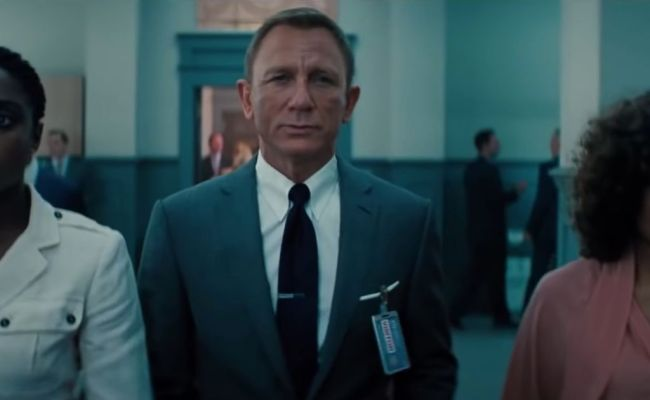 James Bond No Time To Die New Trailer Aired In 4million