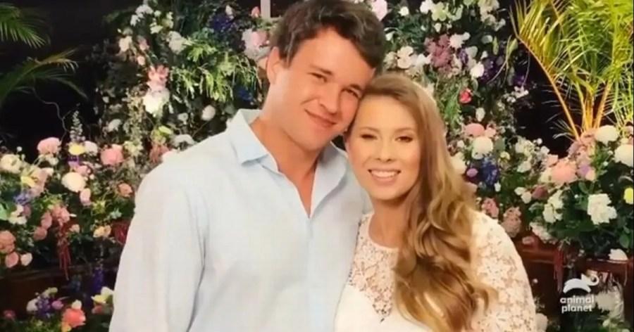 Bindi Irwin shares wedding flowers with Australia Zoo ...