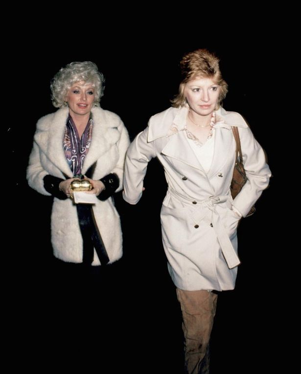 Dolly Parton denied being anything but friends with assistant Judy Ogle