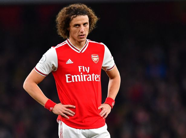 David Luiz has admitted having doubts about his move from Chelsea to Arsenal