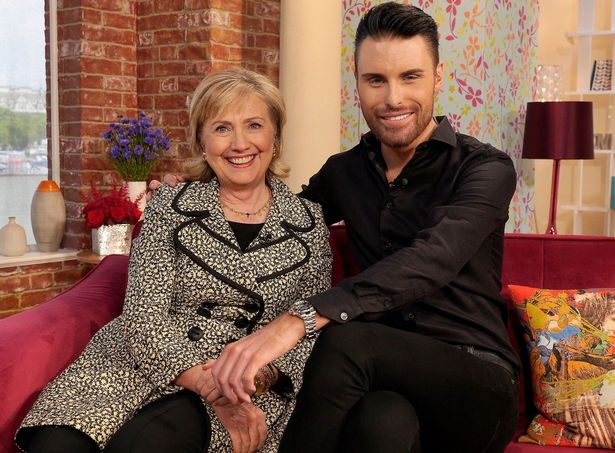 Rylan Clark Neal Says He Refused A Job As Personal Assistant To Hillary Clinton Fr24 News English