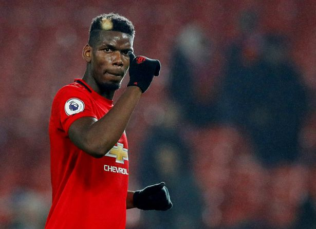 Paul Pogba ready for action when football returns