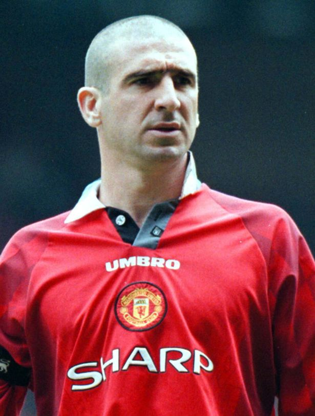 Now a major netflix series starring eric cantona · pierre lemaitre · modern & contemporary fiction (post c 1945), crime & mystery, thriller /. Eric Cantona Revives The Classic Manchester United Look For Netflix S Inhuman Resources Fr24 News English