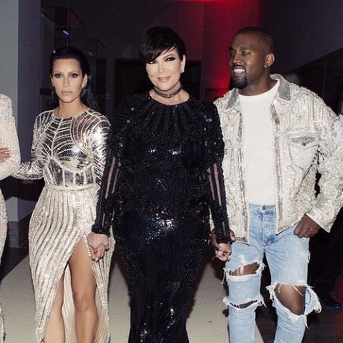 Kanye West bans Kris Jenner from seeing his kids and compares ...