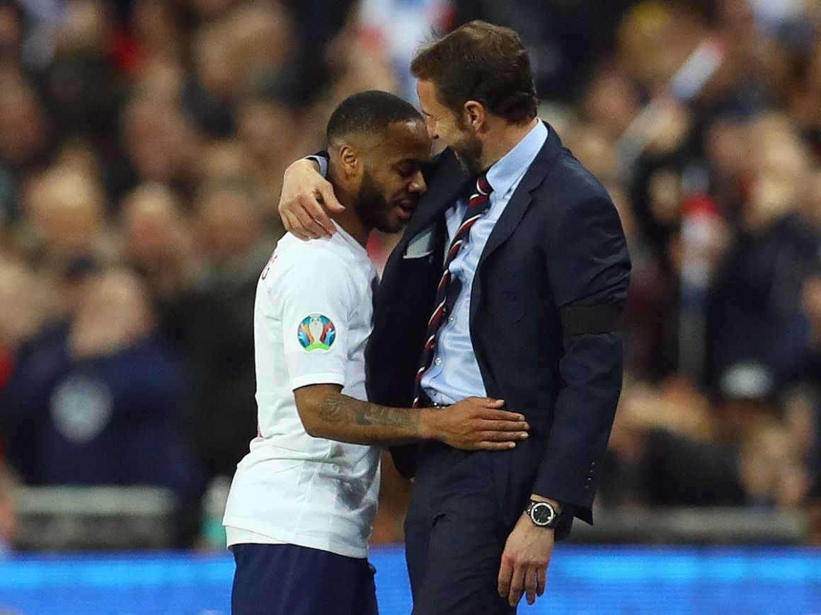 Gareth Southgate speaks of pride in young England stars amid Black Lives  Matter movement - Mirror Online