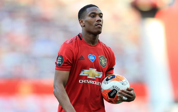 """Anthony Martial challenged to show """"more desire and passion ..."""