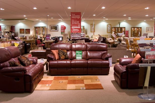 Harvey's Furniture has around 20 stores