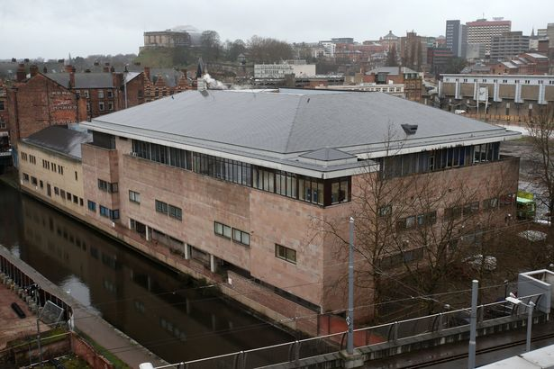 Chilink was sentenced at Nottingham Crown Court