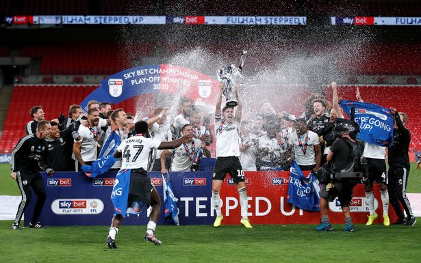 How Fulham got promoted to Premier League after victory over Brentford in  the playoff final