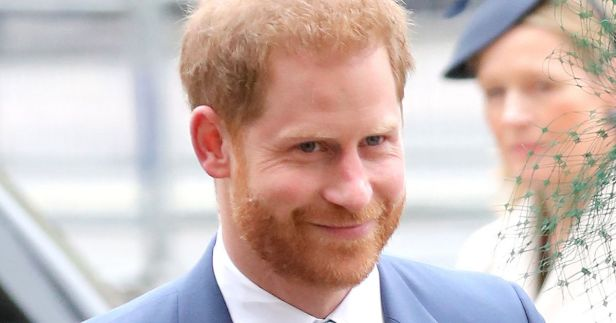 Prince Harry has 'new father figure' and 'won't have any royals' at birthday
