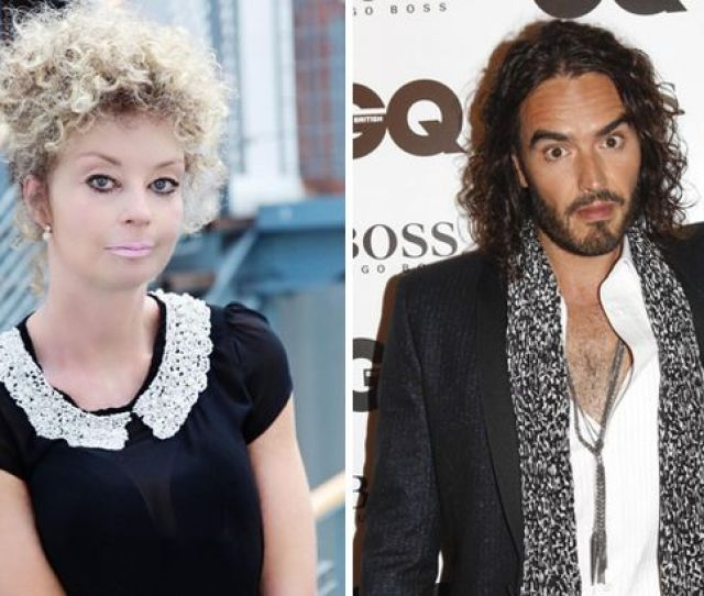 Celebrity Big Brothers Lauren Harries Claims She Had Sex With Russell Brand But He Denies It