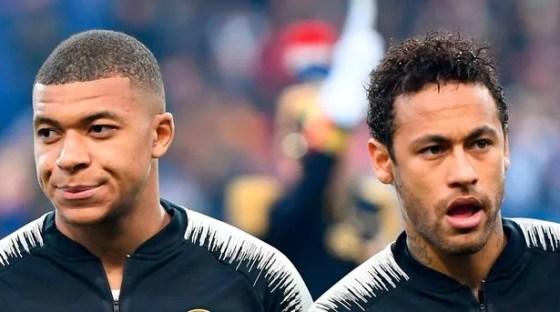 Kylian Mbappe and Neymar have beaten Klopp in recent months