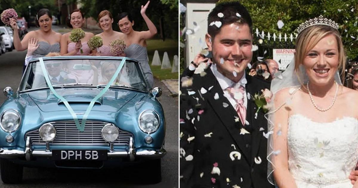 Chris Evans eldest daughter weds  Mirror Online