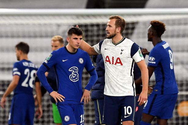 What channel is Chelsea vs Tottenham Hotspur? Kick-off time, TV and live  stream details - Mirror Online