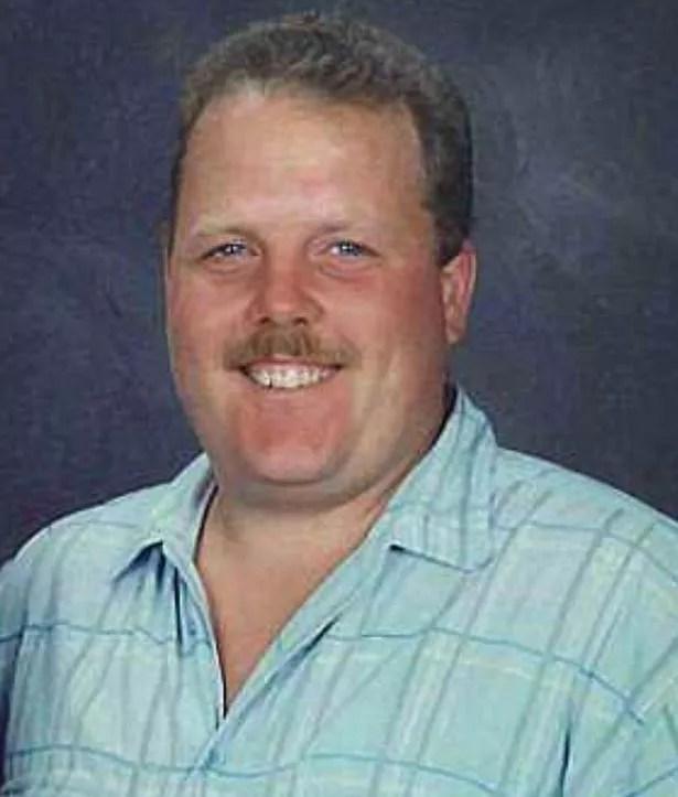 The victim was Lois' husband, David Leonard Riess