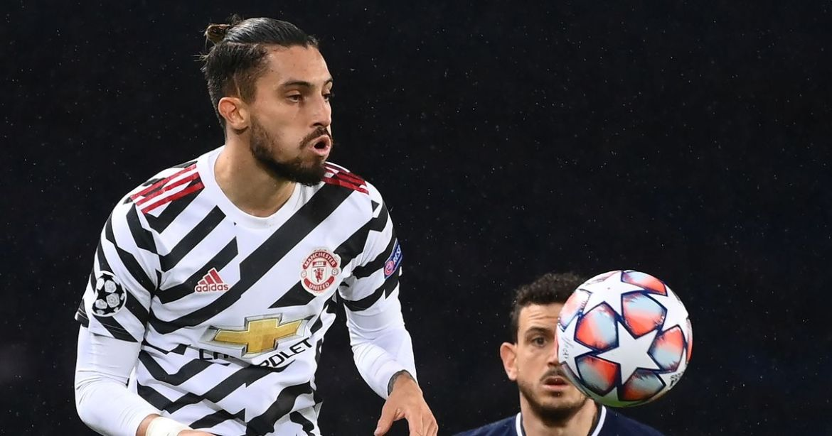 Man Utd new signing Alex Telles breaks silence after testing positive for Covid-19 - Mirror Online