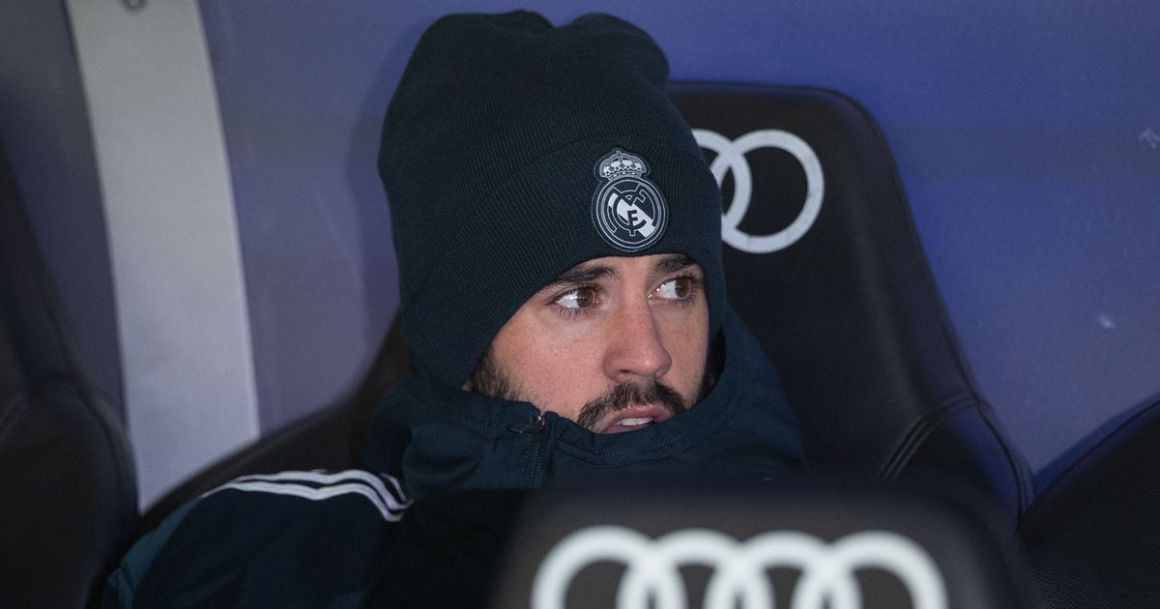 Real Madrid's Isco slams Zinedine Zidane amid links with Premier League transfer - Mirror Online
