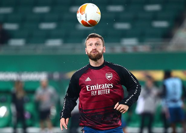 Shkodran Mustafi's contract expires at the end of the season