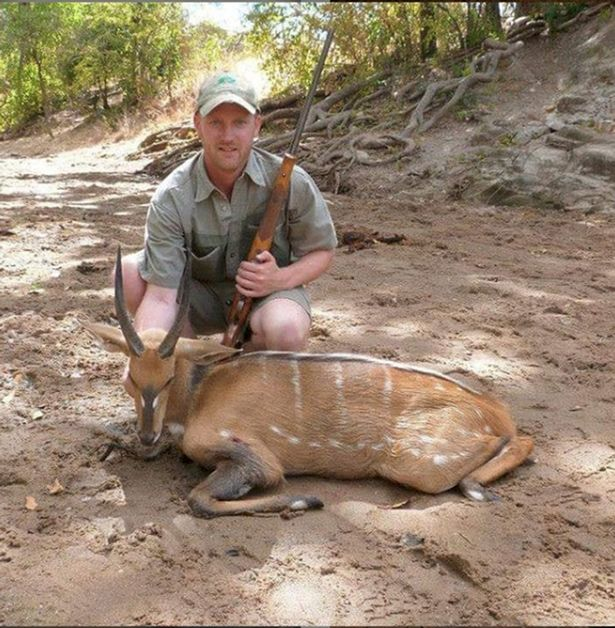 British dad arranges for clients to kill vulnerable 'big game' wildlife abroad