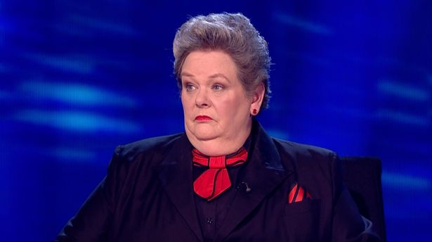 Anne Hegerty sur Beat The Chasers