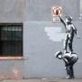 Banksy In New York Mirror Online