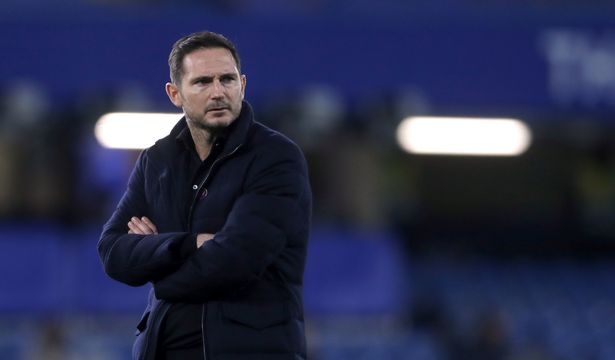 Lampard was sacked as Chelsea manager last week