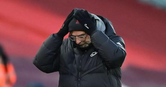 Jurgen Klopp made a mistake in the January transfer in Liverpool's last shot