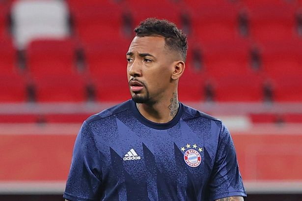 Jerome Boateng leaves Bayern Munich squad after death of his ex-girlfriend Kasia Lenhardt - Mirror Online