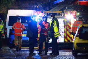 Ramsbottom explosion: Big explosion vacated and destroys home two of them in hospital