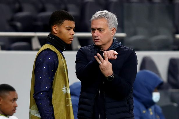 Jose Mourinho compares Tottenham wonderkid to Marcus Rashford and confirms  first-team plan - Mirror Online