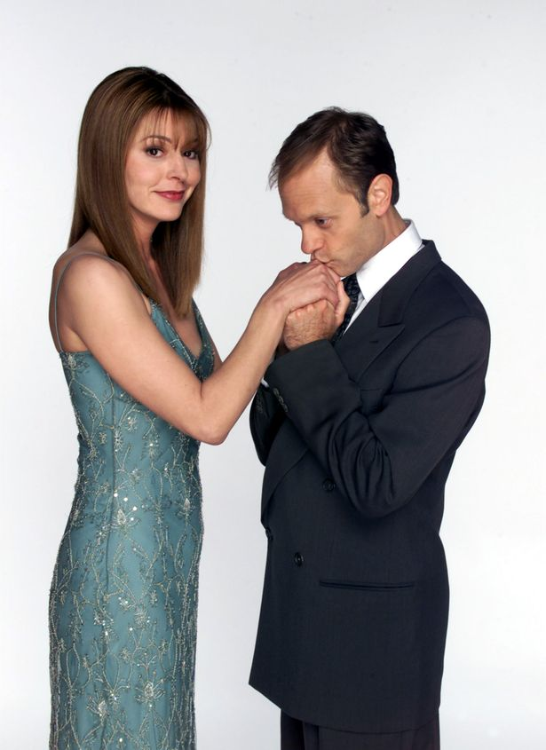 Daphne Moon and Niles Crane finally got married