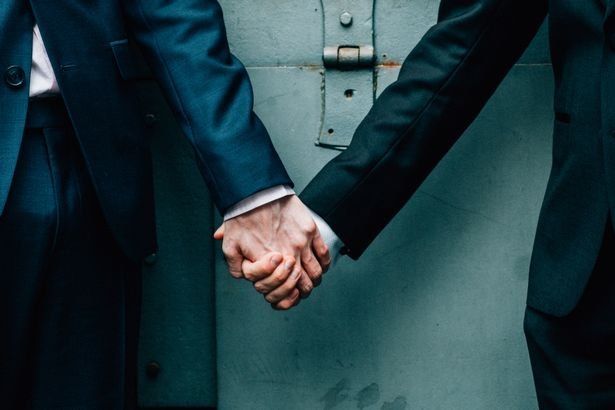 """Peter Tait said the deadly virus is """"possibly related"""" to same-sex weddings"""