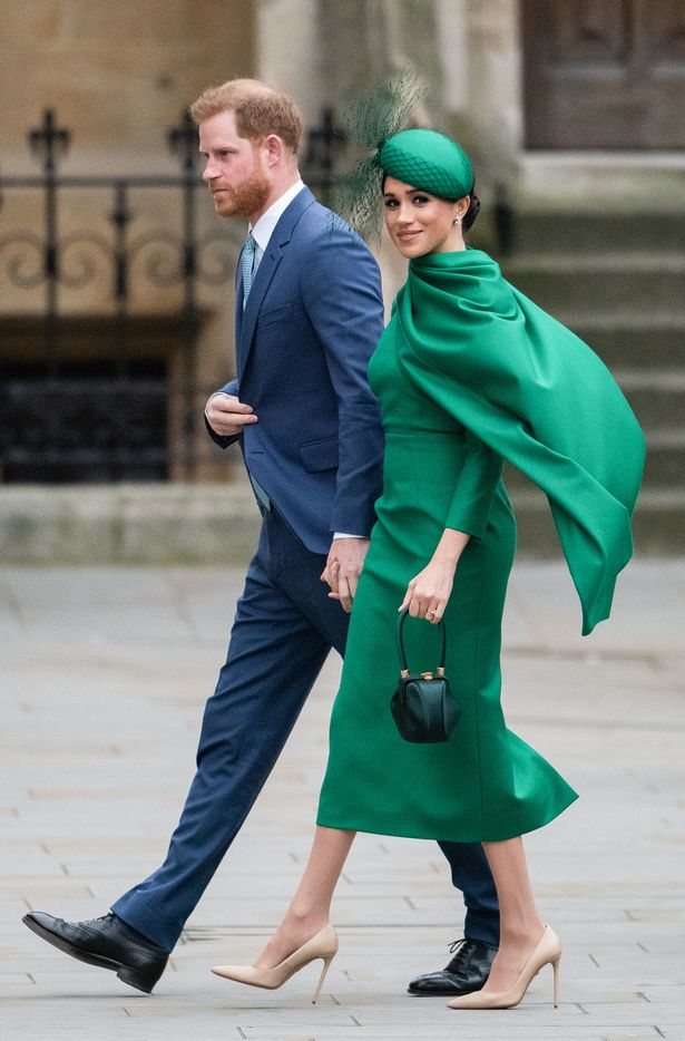 Meghan, Duchess of Sussex and Prince Harry, Duke of Sussex are expecting their second child together