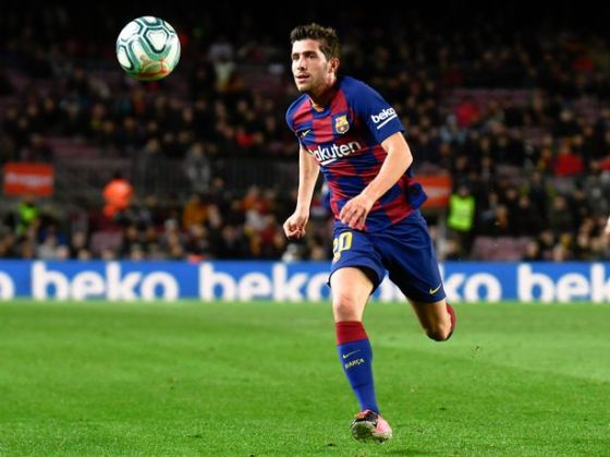 Barcelona want to sell Sergio Robert before the contract expires next year