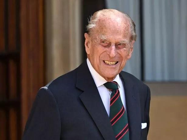 The Duke of Edinburgh passed away yesterday