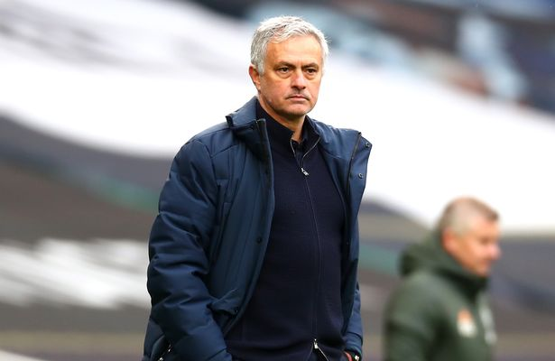 Mourinho spent 17 months with Spurs and leaves without a trophy