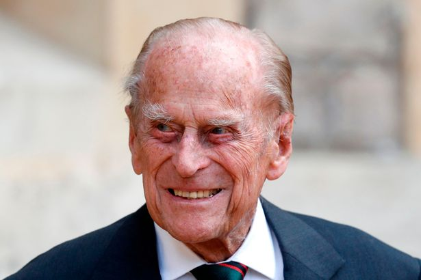 Prince Philip died on Friday at the age of 99