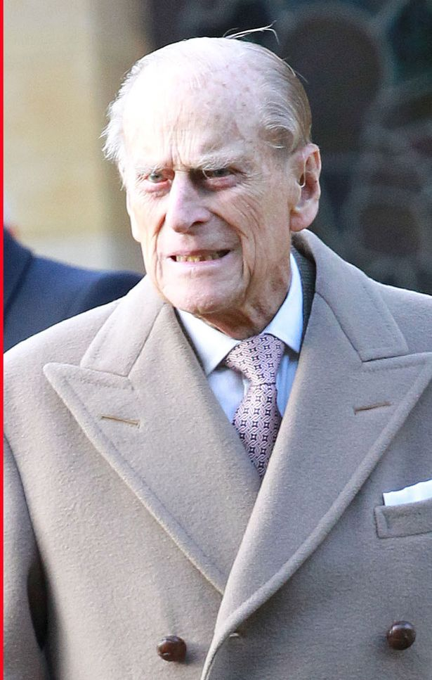 The Duke on Christmas Day in 2006