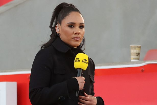 Alex Scott will feature in FIFA 22 as a pitch-side reporter