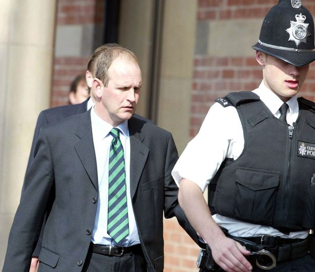 Police Officer Neil Blakey was acquitted along with his co-accused