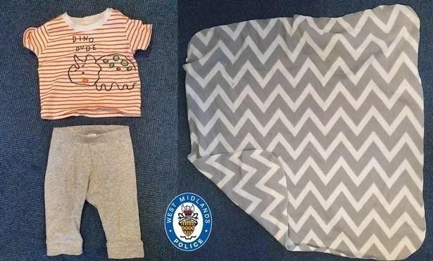 Baby clothes, Birmingham