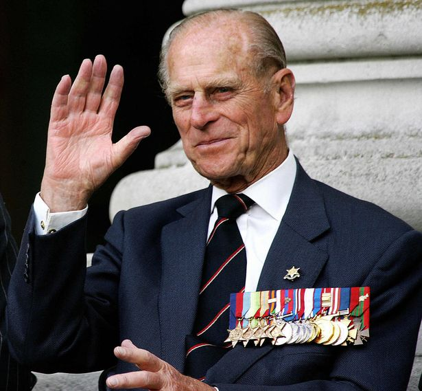Prince Philip was said to be very happy William and Kate had reunited