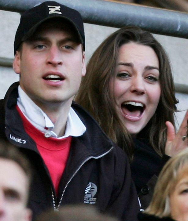 Kate and William split for around three months in Spring 2007