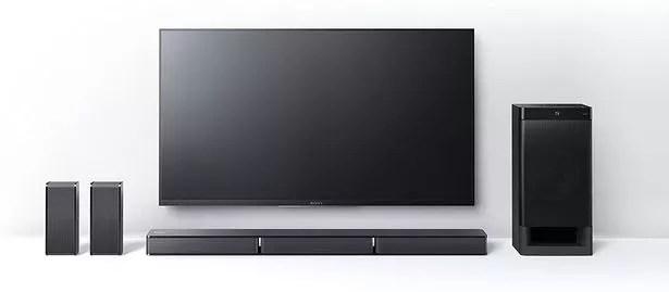 Sony HT-RT3 5.1 600W home cinema system