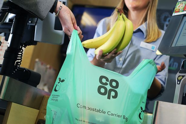 Plastic bag use has fallen 95 per cent since a 5p charge was introduced in 2015, the government says