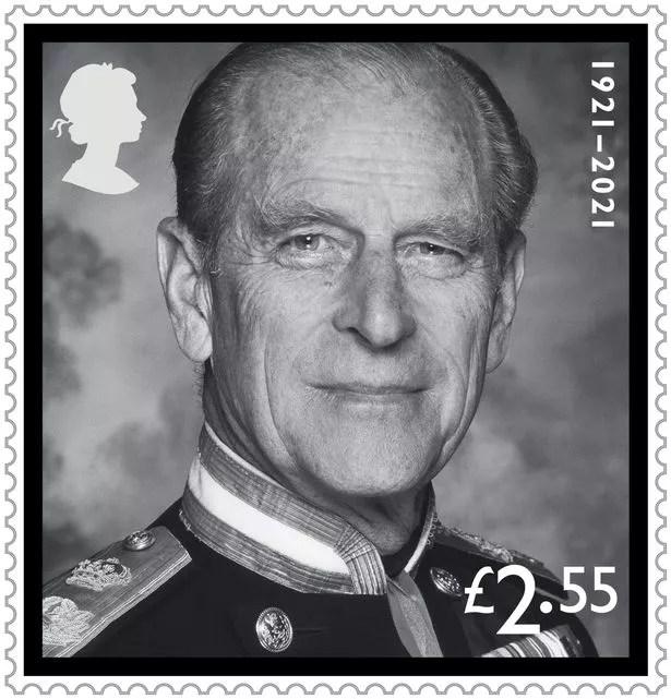 £2.55: HRH The Prince Philip, Duke of Edinburgh taken by the photographer Terry O'Neill