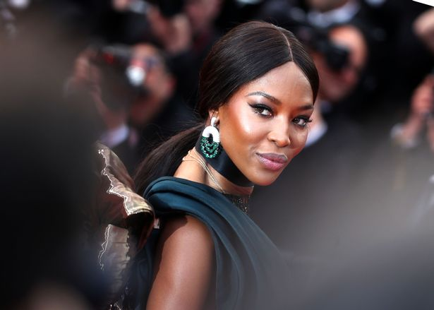 Naomi is notorious for keeping her private life under wraps