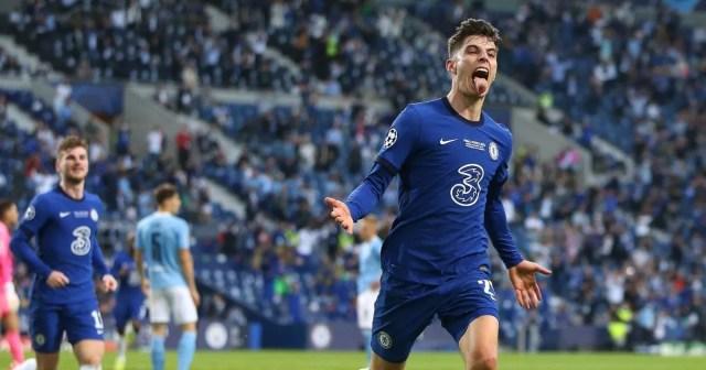 Manchester City 0-1 Chelsea: Havertz secures the Blues' second Champions League title.