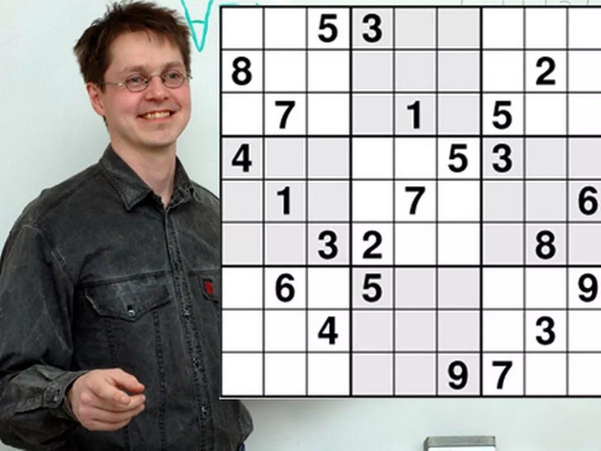 world s hardest sudoku